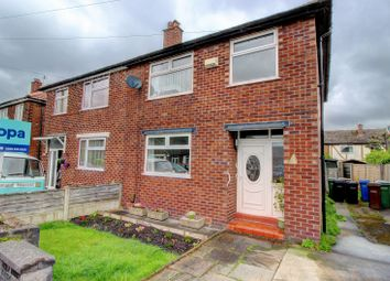 Thumbnail 3 bed semi-detached house for sale in Delamere Road, Stockport
