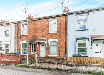 Thumbnail 3 bed terraced house for sale in Thompson Road, Ipswich