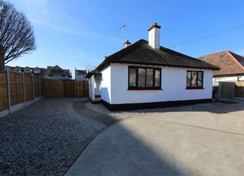 Thumbnail 3 bed detached bungalow to rent in Blenheim Crescent, Leigh-On-Sea, Essex