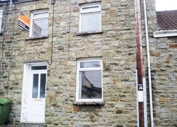 Thumbnail 2 bed terraced house to rent in Phillip Street, Mountain Ash
