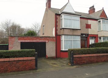 Thumbnail 3 bed semi-detached house for sale in Ormskirk Road, Liverpool