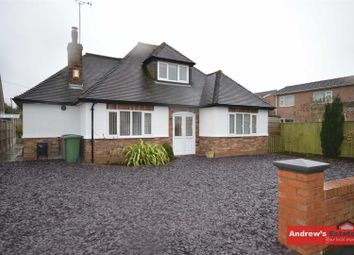 Thumbnail 4 bed detached bungalow to rent in Dawpool Farm, Station Road, Thurstaston, Wirral