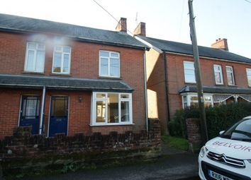 Thumbnail 2 bedroom semi-detached house to rent in Denham Terrace, Nr Andover, Hampshire