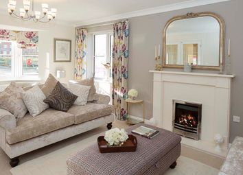 Thumbnail 4 bed semi-detached house for sale in Hartley Row Park, Fleet Road, Hartley Wintney, Hampshire