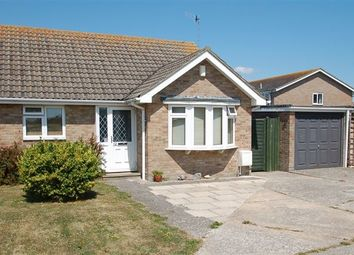 Thumbnail 2 bed bungalow for sale in Windsor Drive, West Wittering, Chichester