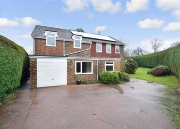 Thumbnail 5 bed detached house for sale in Freshfield Bank, Forest Row, East Sussex