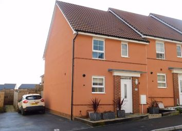 Thumbnail 3 bed end terrace house for sale in Darwin Drive, Yeovil