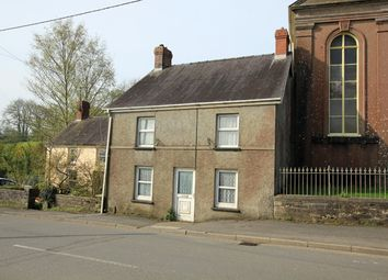 Thumbnail 2 bed terraced house for sale in High Street, St. Clears, Carmarthenshire