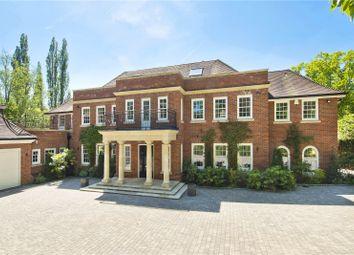 Thumbnail 6 bedroom detached house for sale in Rabbit Lane, Burhill, Walton-On-Thames, Surrey