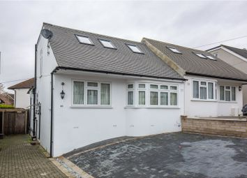 Thumbnail 4 bedroom bungalow for sale in Bittacy Rise, Mill Hill, London