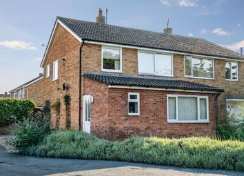 Thumbnail 3 bed semi-detached house for sale in Lady Margaret Gardens, Woodbridge
