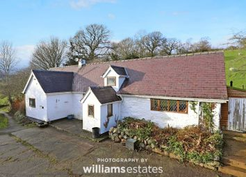Thumbnail 4 bed detached house for sale in Corwen
