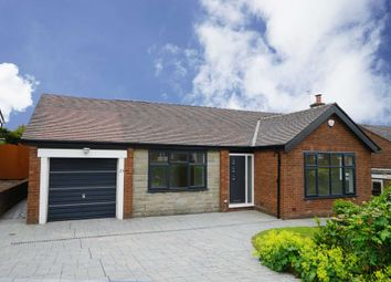 Thumbnail 4 bed detached bungalow for sale in Bentley Brook Close, Horwich, Bolton