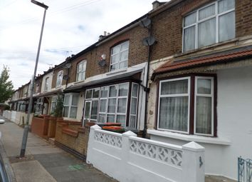 Thumbnail 3 bed terraced house to rent in Ferndale Road, Forest Gate
