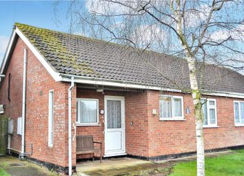 Thumbnail 2 bedroom detached bungalow for sale in Church View, Redenhall, Harleston