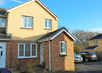 Thumbnail 3 bed terraced house for sale in Fforest Fach, Tycroes, Ammanford