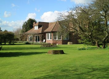 Thumbnail 5 bed detached house for sale in Bentley Road, Great Bentley, Colchester, Essex