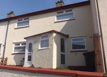 Thumbnail 3 bed terraced house to rent in Wian Street, Caergybi, Ynys Môn