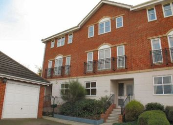 Thumbnail 4 bed town house for sale in Howard Close, Haverhill