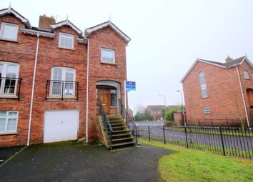 Thumbnail 4 bed semi-detached house to rent in Mount Eagles Square, Dunmurry, Belfast