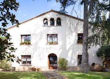 Thumbnail 9 bed villa for sale in Spain, Barcelona North Coast (Maresme), Vallromanes, Lfs5067