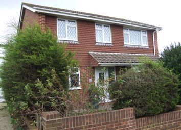 Thumbnail 4 bedroom detached house for sale in Rustic Close, Peacehaven