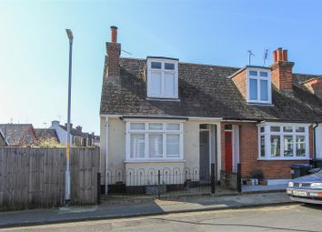 Thumbnail 2 bed terraced house to rent in Victoria Street, Whitstable, Kent
