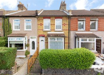 Thumbnail 2 bed terraced house for sale in Cecil Road, Gravesend, Kent