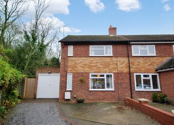 Thumbnail 2 bed semi-detached house for sale in Elm Close, Takeley, Bishop's Stortford