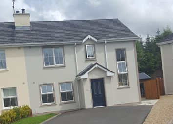 Thumbnail 3 bed semi-detached house for sale in 27 Manor Grove, Kinlough, Leitrim