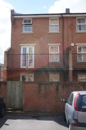 Thumbnail 4 bed town house to rent in Craven Street, Southamtpon
