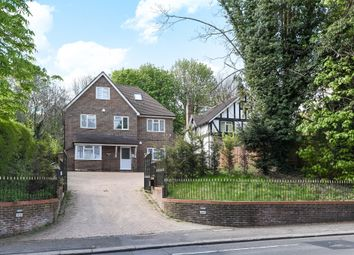 Thumbnail 4 bed flat for sale in Foxley Lane, Purley