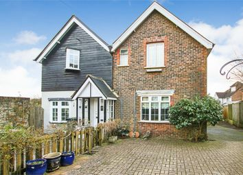 Thumbnail 3 bed semi-detached house for sale in North Lane, West Hoathly, West Sussex