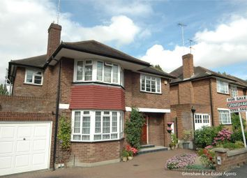 Thumbnail 4 bed property for sale in Ashbourne Road, Haymills Estate, Ealing, London