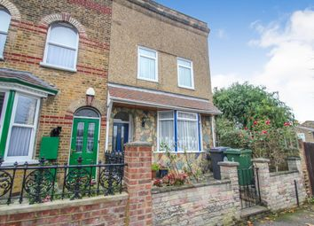 Thumbnail 3 bed end terrace house for sale in Percy Road, Leytonstone