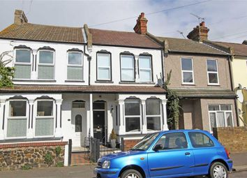 Thumbnail 2 bedroom terraced house for sale in Northumberland Avenue, Southend-On-Sea