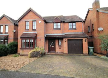 Thumbnail 4 bed detached house for sale in Cooks Meadow, Edlesborough, Buckinghamshire