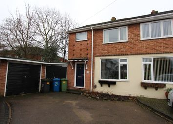 Thumbnail 3 bedroom semi-detached house to rent in Castle Close, Tamworth