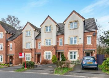 Thumbnail 4 bed terraced house for sale in Treacle Row, Silverdale, Newcastle, Staffordshire