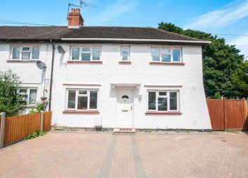 Thumbnail 3 bed semi-detached house for sale in Desborough Crescent, Maidenhead
