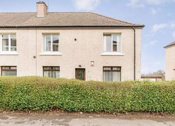 Thumbnail 2 bed cottage for sale in Warriston Crescent, Glasgow, Lanarkshire