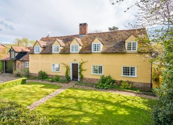 Thumbnail 4 bed cottage for sale in Leavenheath, Colchester, Suffolk