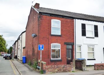Thumbnail 2 bedroom terraced house to rent in Commercial Road, Hazel Grove, Stockport