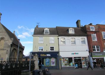 Thumbnail 2 bed flat to rent in High Street, Huntingdon, Cambridgeshire