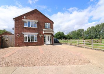 4 bed detached house for sale in Poors End, Grainthorpe, Louth LN11