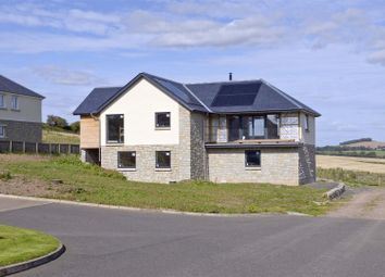 Thumbnail 4 bed detached house for sale in 3 The Pleasants, Oxnam, Jedburgh