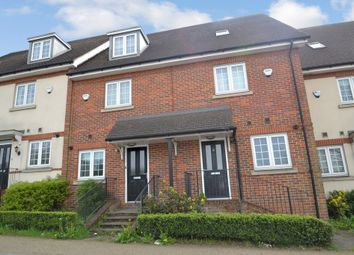 Thumbnail 3 bed town house for sale in Watford Road, Elstree, Borehamwood