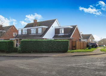 Thumbnail 4 bed semi-detached house to rent in Browning Crescent, Bletchley, Milton Keynes
