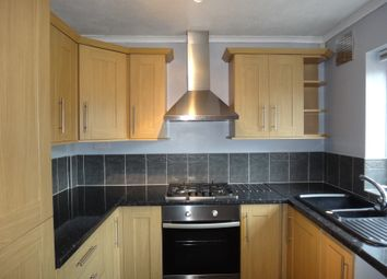 Thumbnail 2 bed town house to rent in Hardwick Crescent, Syston, Leicester
