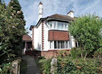 Thumbnail 2 bed maisonette for sale in St. Pauls Road, Clacton-On-Sea